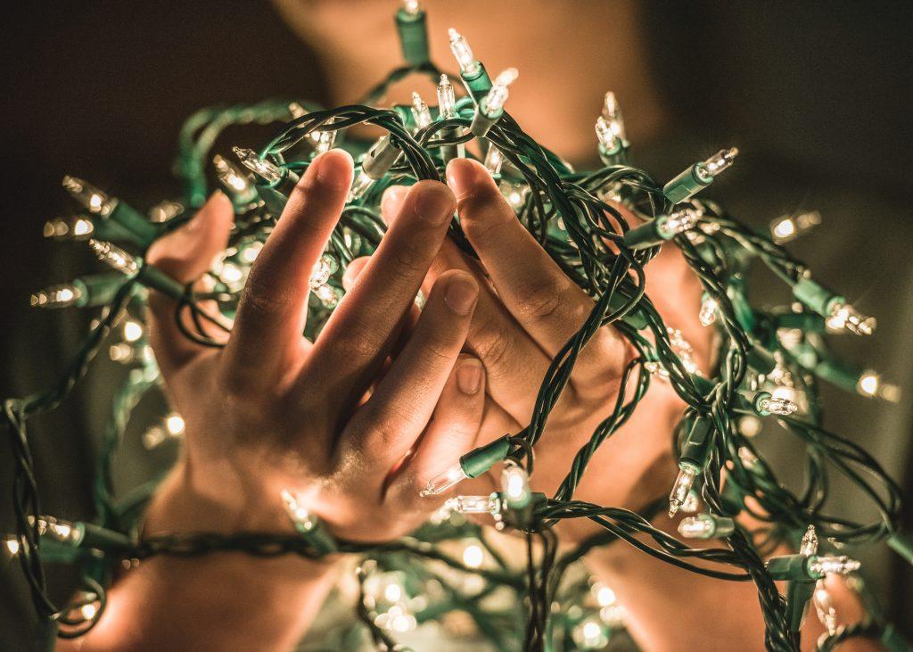 Na Vánoce si pořádně posviťte