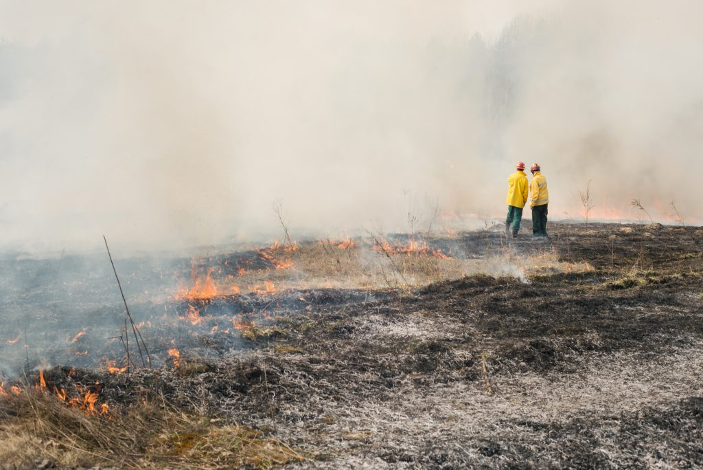 K prevenci požárů mohou přispět i alternativní zdroje energie