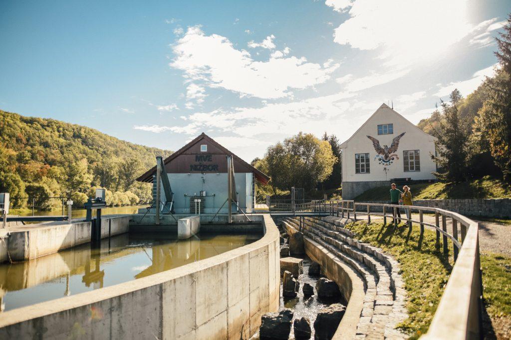 Malá vodní elektrárna v Nižboru