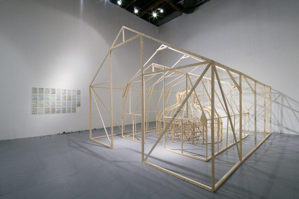 Výstava Rodriga Arteaga v rámci akce Veřejný dům