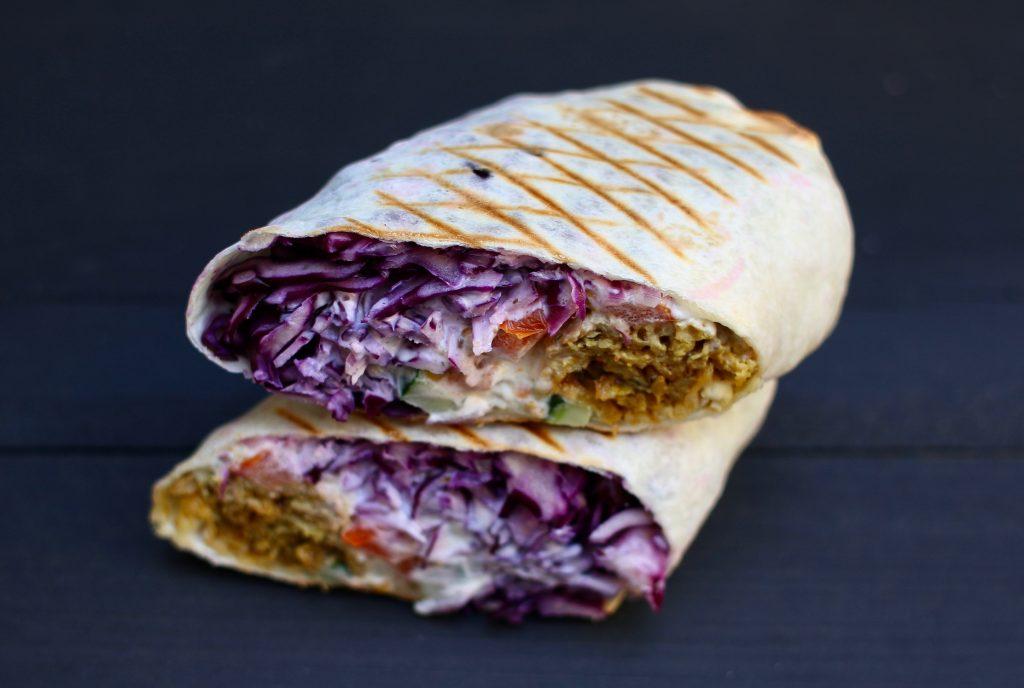 Maso v kebab nahrazují v bistrech Forky's plátky seitanu