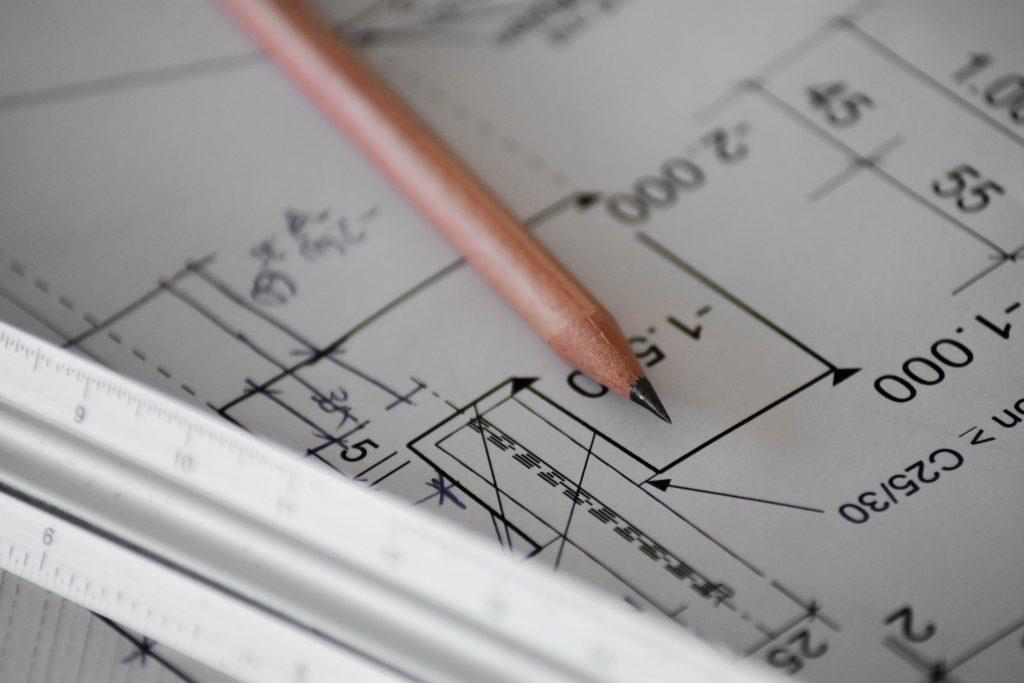 Plán stavby domu